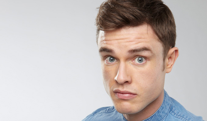 Ed Gamble, Coastal Comedy, comedian,